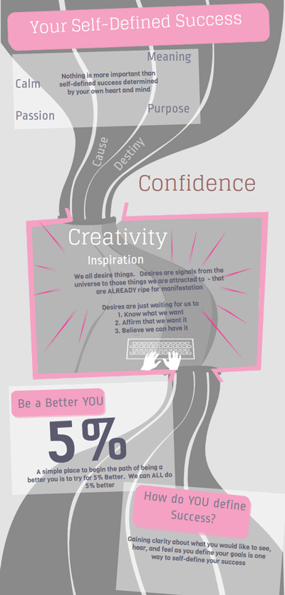self-define success