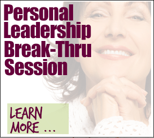 Personal Leadership Break Thru