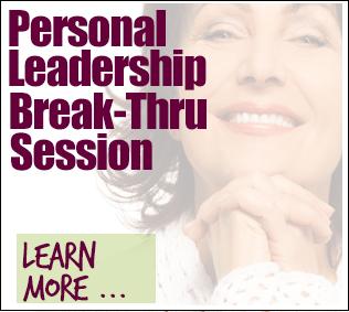 Personal Leadership Break Thru